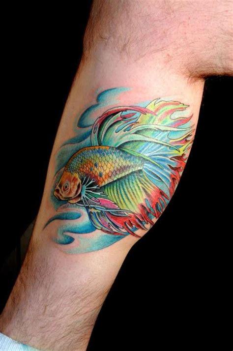 beta fish tattoo beta the simese fighting fish bettas