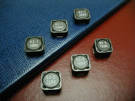 smt inductors smt shielded power inductor tl92 series thai