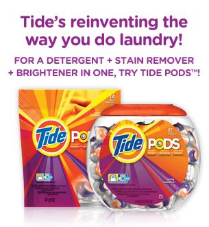 tide pod coupons 2012 printable foxy roxy canadian couponer freebie tide pod sles