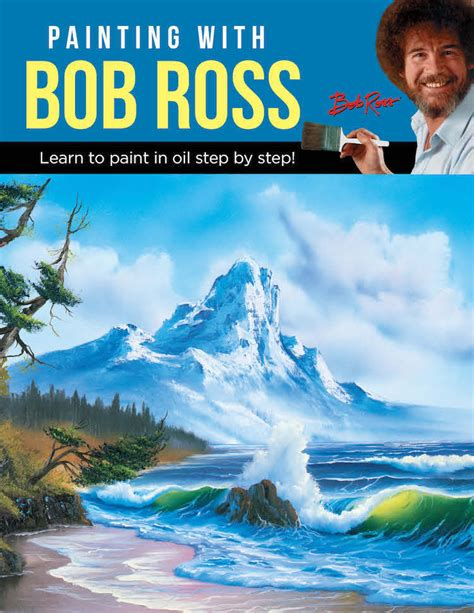 bob ross colors bob ross book quot painting with bob ross quot lets you paint