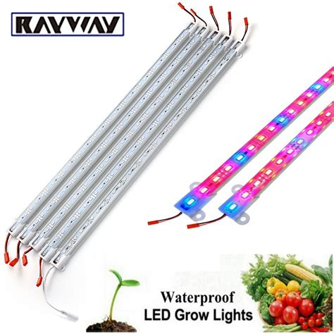 waterproof led lighting systems rayway led plant grow light smd 5630 5730 hydroponic