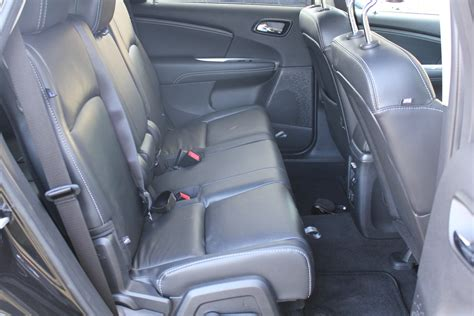 dodge journey 3rd row seat installation 2013 dodge journey crew review simply being