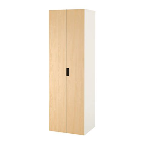 STUVA Wardrobe   white/birch   IKEA