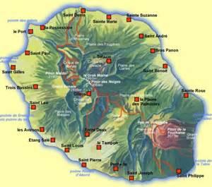 carte des chemins de grande randonn 233 e gr1 et gr2