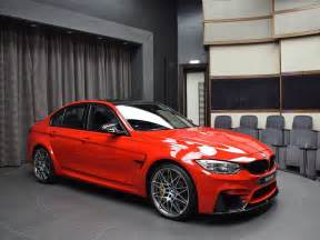up with a special bmw m3 competition package