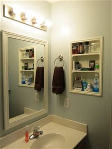 recessed bathroom shelving recessed shelves on bathroom shower niche and