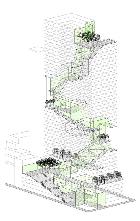 214 best images about landscape architecture diagram on rafi segal new housing prototypes vertical landscaping