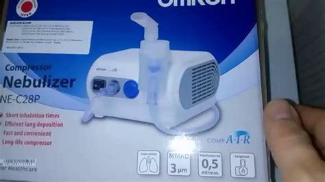 Diskon Omron Nebulizer Ne C28 omron ne c28 p kompres 246 rl 252 nebulizat 246 r kullan箟m箟