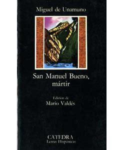 libro san manuel bueno martir metrobook es libros de segunda mano de la editorial c 225 tedra