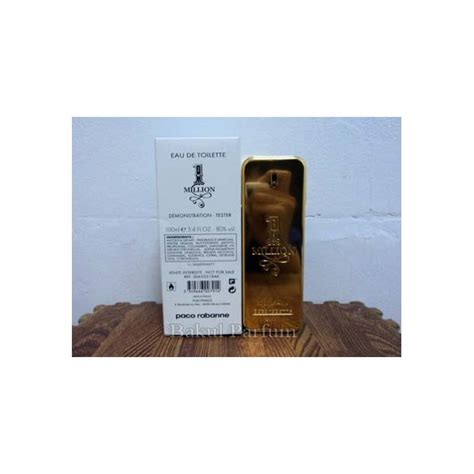 Harga Parfum Secret Gold paco rabanne one million tester jual parfum original