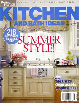 kitchen and bath ideas magazine kitchen and bath ideas magazine article 2004 bruno