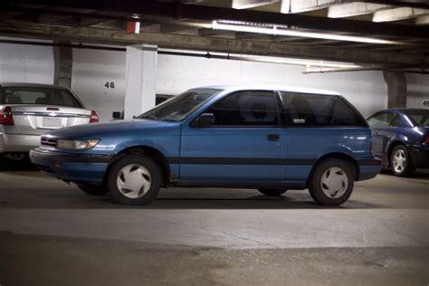 mitsubishi colt 1992 1992 dodge colt information and photos zombiedrive