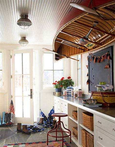 Creative Ideas For Home Interior | 15 clever ideas for reuse boats amazing diy interior