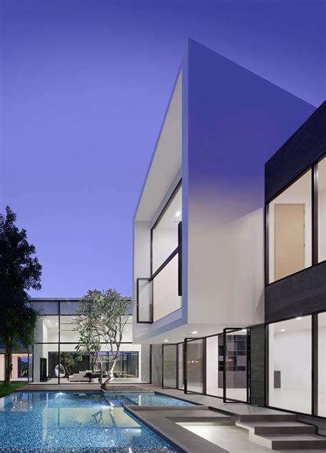 design house associates miami stunning modern house architecture design meets bangkok thailand