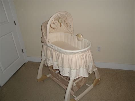 Natures Purest Rocking Crib by Mueller Community Forums For Sale Nature S Purest