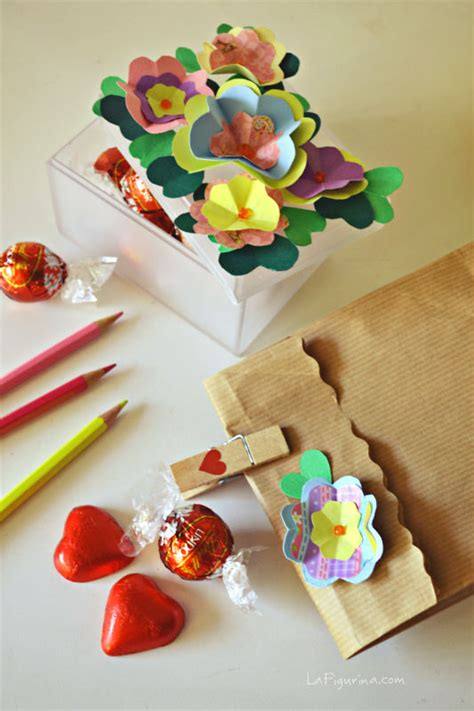 fiore di san valentino come fare dei fiori di carta per san valentino tutorial