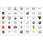 Miscellaneous Quiz / Click The Car Logos