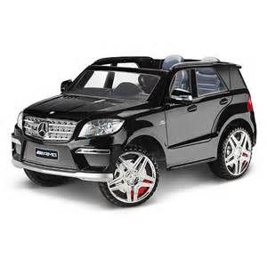 Truck Wheels Toys R Us Avigo Mercedes Ml63 12 Volt Powered Ride On Black Ride
