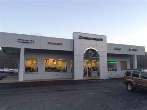 Jeep Dealership Pa Zimmerman Chrysler Dodge Jeep Ram Car Dealership In