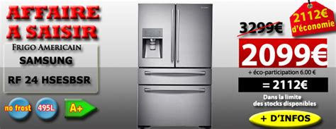 Réfrigérateur Tiroir by Samsung Frigo Americain Mundu Fr