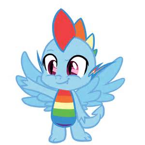 rainbow dash dragon requests closed by charlockle on