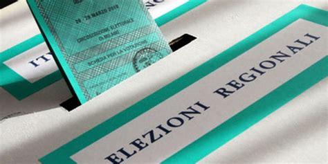 ministero degli interni elezioni regionali elezioni regionali ecco il numero dei votanti nei comuni