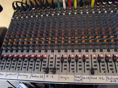 Mixer Behringer Sx3242fx behringer eurodesk sx3242fx image 640145 audiofanzine