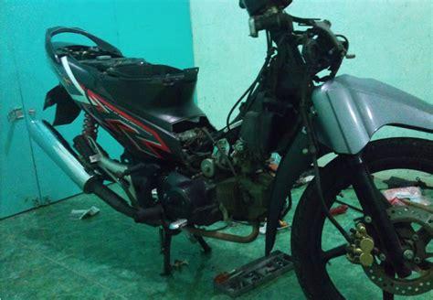Komstir Supra By Ab Jaya Motor meningkatkan performa supra 125 penghemat bbm paling