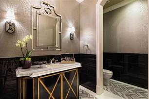 Gold Bathroom Ideas by 23 Black And Gold Bathroom Designs Decorating Ideas