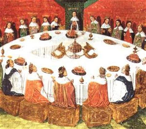 les 12 principaux chevaliers de la table ronde les chevaliers de la table ronde la table ronde