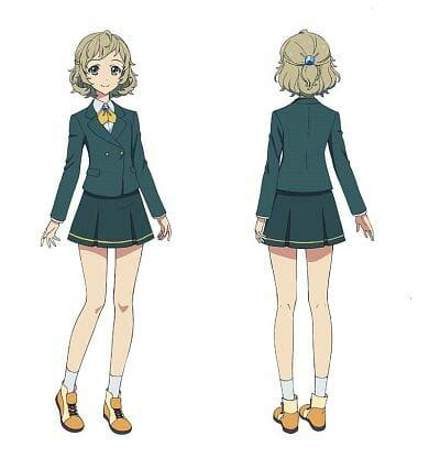 beatless anime character visual suguri origa 001