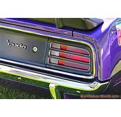 1970 Aar Cuda Tail Lights Picture