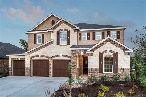 new homes for sale in forest grove tx rock
