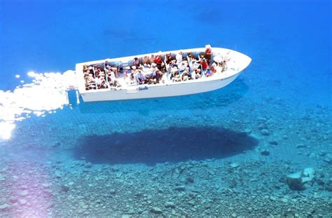 boat tour crater lake panoramio photo of tour boat at crater lake np or