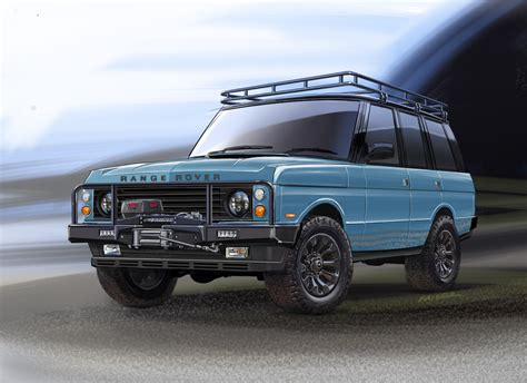 ranger defender brothers of company b books east coast defender builds range rover classics gearminded