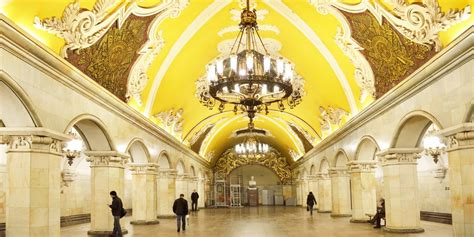 world s most beautiful metro stations business insider