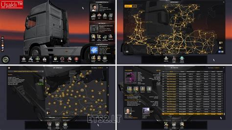 euro truck simulator 2 100 save game mod and patch 1 3 1 1 22 finished 100 save profile ets 2 mods