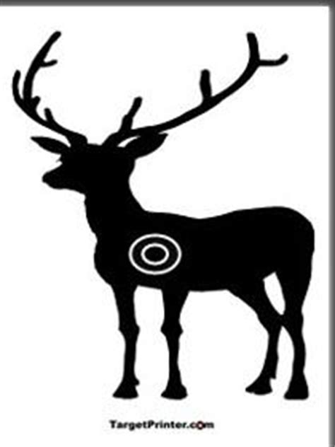 printable animal shooting targets targets on pinterest shooting targets shooting and air