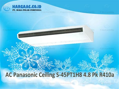 Ac Window 1 4 Pk jual ac panasonic ceiling s 45pt1h8 3 phase 4 8 pk r410a