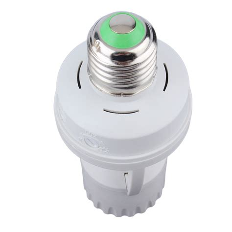 indoor light sensor switch indoor motion sensor light socket for led l