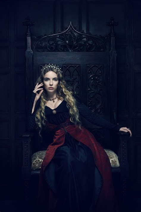 The Princess Of The the white princess sneak peek exclusive look at