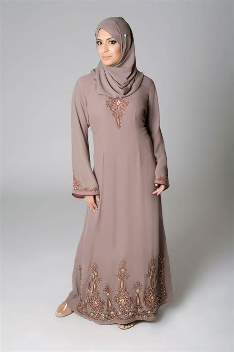 Ikn Dress Muslim Iraniya womens dress code in islam unique brown womens dress