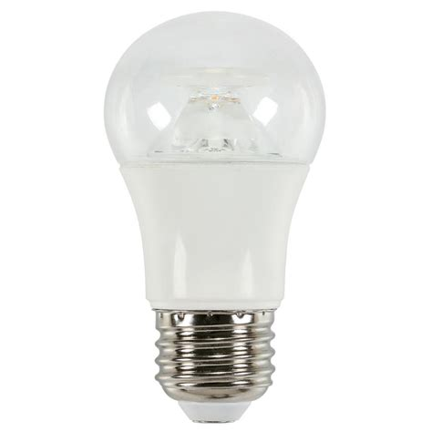 A15 Led Light Bulb Westinghouse 40w Equivalent Warm White Omni A15 Led Light Bulb 0513500 The Home Depot