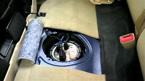 vw golf mk motion   fuel pump prime sound youtube