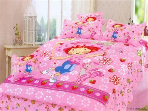 strawberry shortcake comforter set strawberry shortcake bed sheets bedding sets