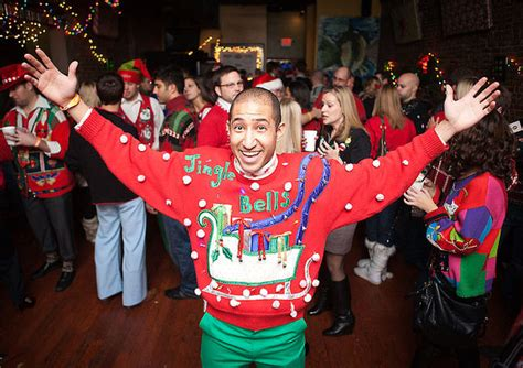 images of ugly christmas sweater parties the 10 best places to get ugly christmas sweaters