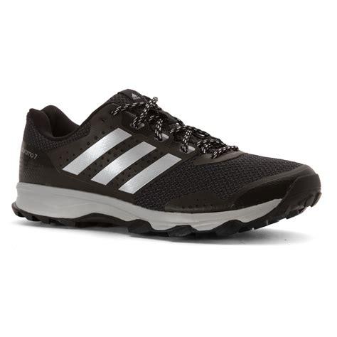 adidas bb mens duramo  trail running shoes blackgreyclear onix ebay