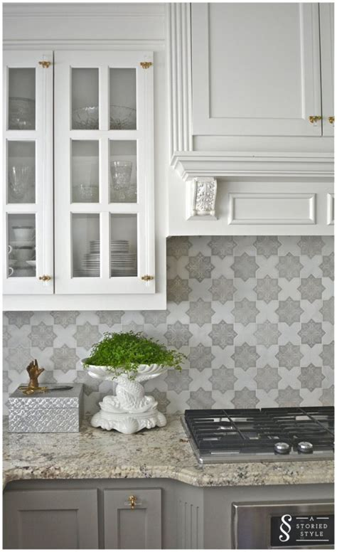current kitchen backsplash trends kitchen backsplash trend alert 5 kitchen trends to consider home stories a