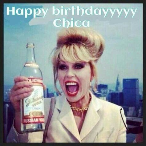 Ab Fab Meme - the 25 best ideas about funny birthday wishes on