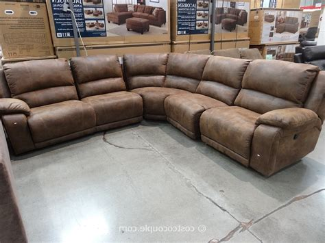 costco electric reclining sofa microfiber power reclining sectional sofa taraba home review